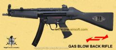 MP5A2(Semi Auto Only) GBB by VFC